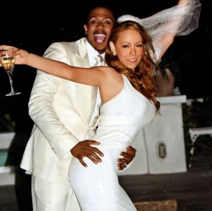 Proud new Parents Mariah and Nick Cannon