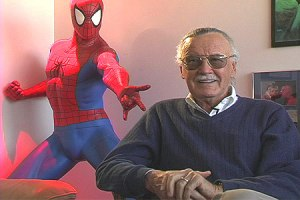 Legendary comic writer/creator Stan Lee