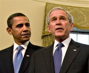 Preisident Obama personally called former Pres. Bush with the news of Bin Laden's killing
