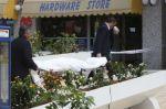Body of beheaded tourist taken away