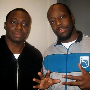 Henchman Rosemond and Wyclef