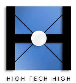 High Tech High School San Diego logo