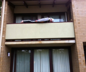Is planking a form of natural selection?
