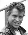 Jeff as Kenickie in Grease
