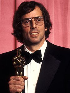 Joseph Brook's wins the Academy in 1977Award