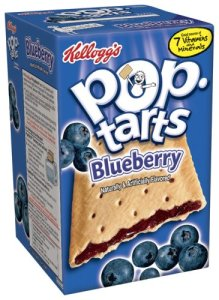 Kelloggs Pop Tarts is food for crackheads...not children!