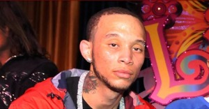 M-Bone,22, of the Cali Swag District shot to death in Inglewood,under suspicious circumstances