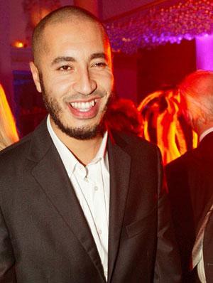 Saif-al-Arab,29,killed by a NATO air strike...was he used as a human shield?