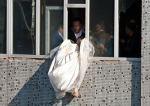 Suicide bride rescue