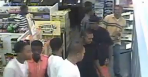 Teenage Mob Overruns Vegas Store