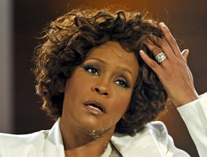 Whitney Houston inspires Amy Whinehouse...