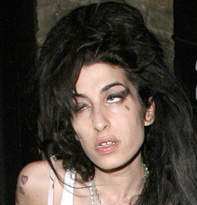 Amy Winehouse may want to go to rehab...NOW@!!!