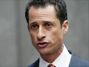 Anthony Weiner Tweeted his penis
