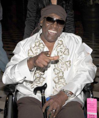 Legendary Sax man Clemons...get well soon!!!