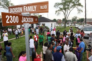 MJ's Gary, Indiana childhood home, where it all started