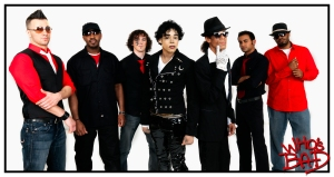 Who's Bad MJ tribute band(http://whosbadmusic.com/)