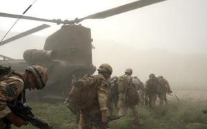 Worst day for fatalities in a decade in Afghanistan conflict...