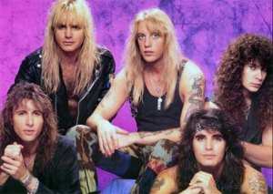 Hair band Warrant