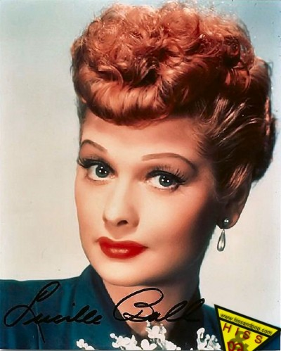Lucille Ball's 100th