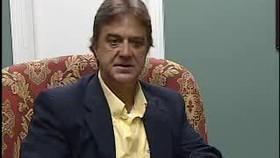 Pastor Brian Richardson, of Castlewoods Baptist Church,jackson.Miss.