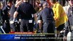 SDPD officer shot in head