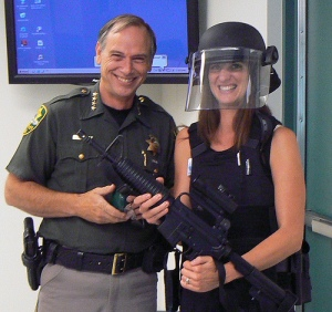 Carson City,Nevada Sheriff Ken Furlong